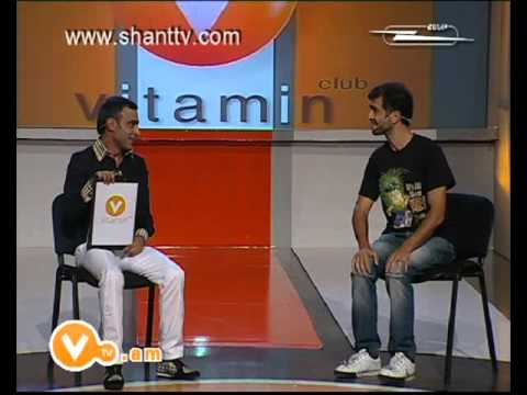 Vitamin Club 06 - Vardan Badalyan Interview (Armush,Charents)