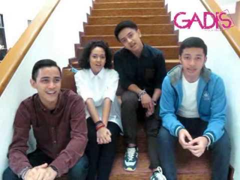 HiVi-Curi Curi, Live at GADISmagz