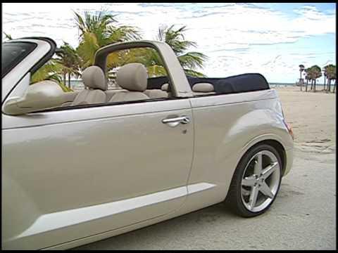 Chrysler Convertible Pt Cruiser 2004 Concept