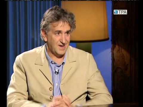 """Entrevista de Juan Luis Arsuaga en el Programa """"Diálogos en Asturias"""" (1/3)"""