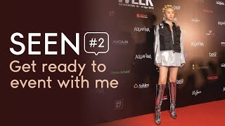 SEEN#2 : Get Ready To Event With Me / Chuẩn Bị Cho Event - Chung Thanh Phong Fashion Show