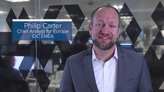 Phil Carter welcomes you to IDC European 2019 Predictions