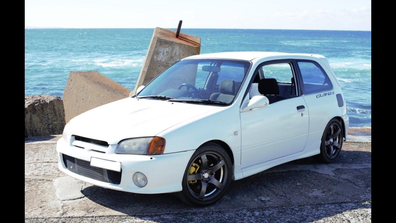 Toyota Starlet/Glanza Review: 'Japanese' Pocket Rocket