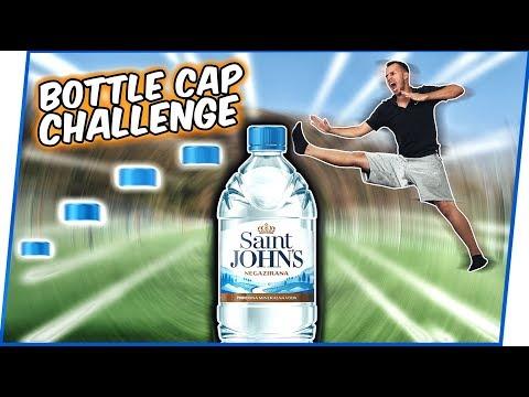NAJTEŽI BOTTLE CAP CHALLENGE! *NEMOGUĆE*