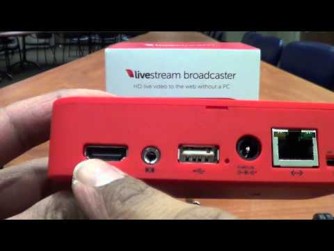Livestream Broadcaster Review