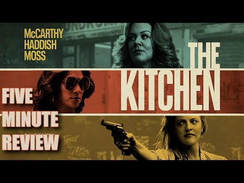 The Kitchen (2019) Five Minute Review