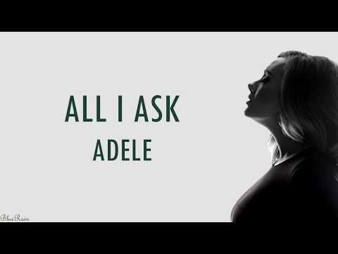 Download  All I Ask - Adele s Gratis, download lagu terbaru