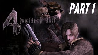 Resident Evil 4 (PART 1) // Mysterious Horrors!!! // #600SubGrind // @SmokeyDrippz!!! // *NEW SERIES