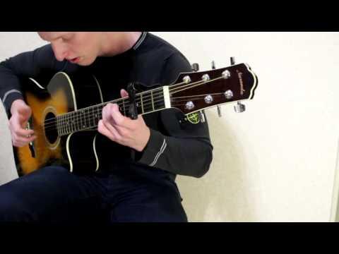 Kiesza - Hideaway (Vladimir Domosckanov Fingerstyle Guitar Cover)