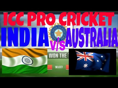 ICC PRO CRICKET | (🏆INDIA V/S AUSTRALIA🏆) Tournament.
