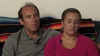 Parents of Isabel Celis, three years later