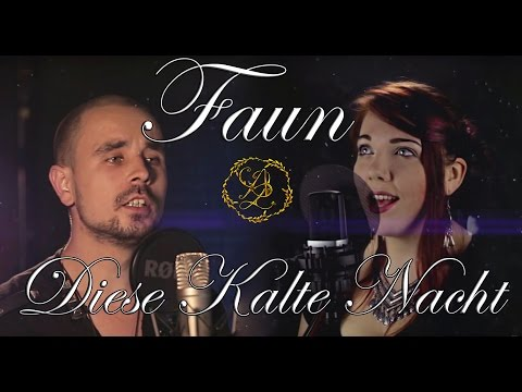 FAUN - Diese Kalte Nacht (Cover By Alina Lesnik feat. Logan Epic Canto)