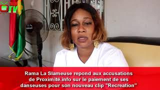 Rama La Slameuse Répond Aux Accusations Sur Le Paiement De Ses Danseuses