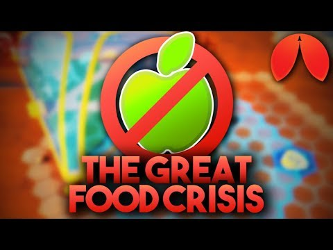 THE GREAT FOOD CRISIS | Surviving Mars |
