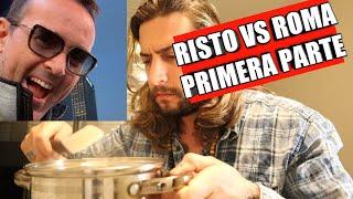 RISTO VS ROMA PRIMERA PARTE | Todo Es Mentira