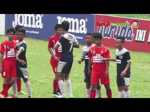 Highlight Liga KG Panasonic U-14 2016/2017 Pekan ke-13 Bagian ke-2