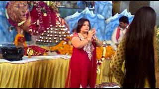 singer shipra mahajan live bhajan
