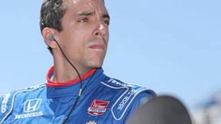 ジャスティン・ウィルソンは、インディカー 第15戦 ポコノの決勝レース...
