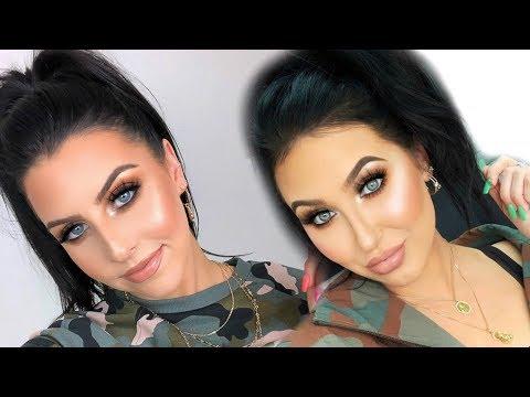 JACLYN HILL GLAM TRANSFORMATION : Twins????! | amanda devon thumbnail