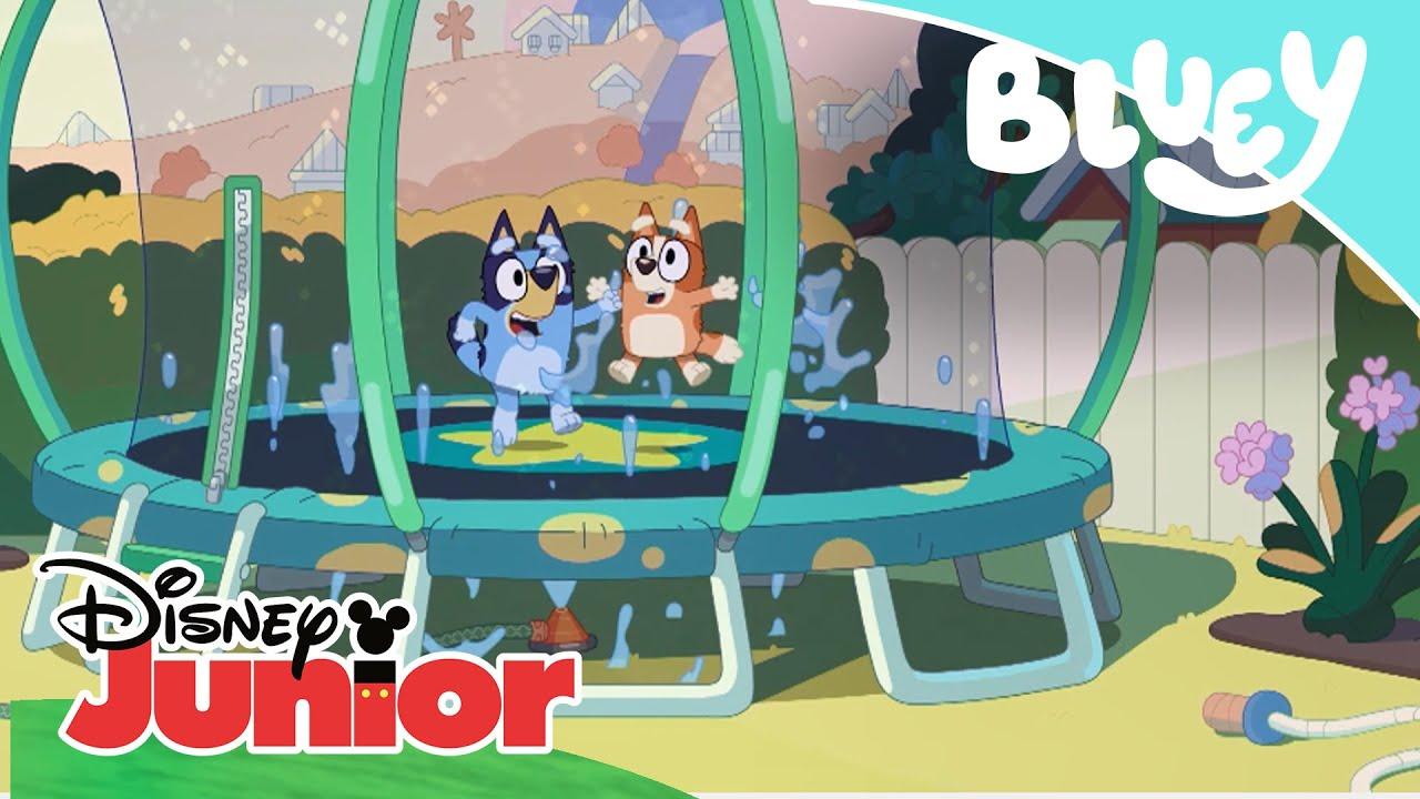 Bluey: Juego interactivo   Disney Junior Oficial