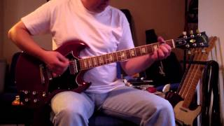 The Clash Clampdown Guitar Cover