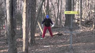 2016 Fox Chase Ice Bowl-Back 9