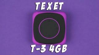 Розпакування Texet T-3 4GB Purple
