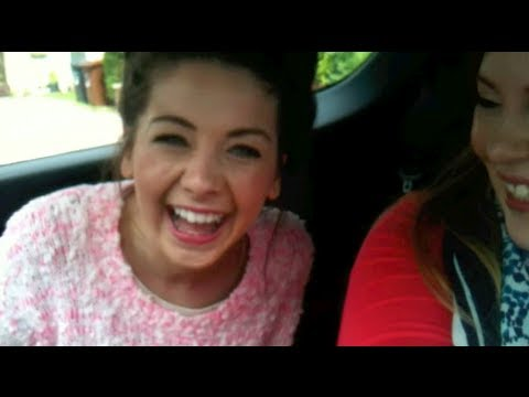 VLOG | Nails, Accents & BlogTV | Zoella
