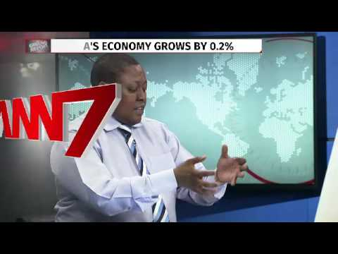 SA's economy grows by 0.2% in Q3