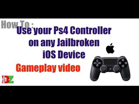 how to connect your ps4 controller to your iphone