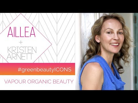 Green Beauty Icons: Krysia of Vapour Organic Beauty