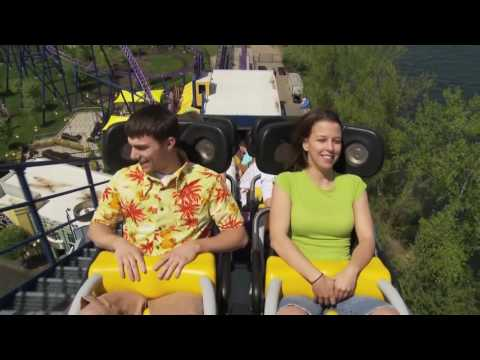 Best Top 10 Roller Coasters in Six Flags New England USA Compilation Onride POV in HD 2016