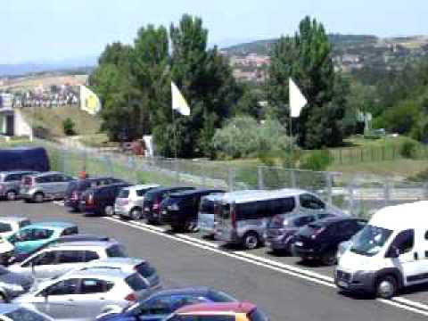 Palik László Gépészminiszter Úr - Hungaroring 20080706 ING Renault Forma I www.kiralyportal.hu