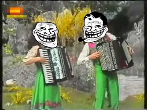 Trollface And Trolldad Duet