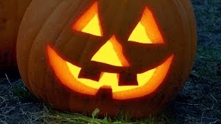 Photoshop: How To Make Your Own Glowing, Halloween, Jack O' Lantern