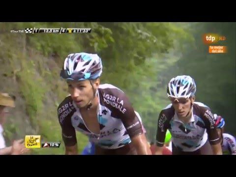 Tour de francia 2015 - Etapa 12