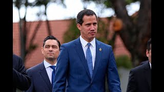 ¿Cómo salió Juan Guaidó de Venezuela? - Noticias Caracol