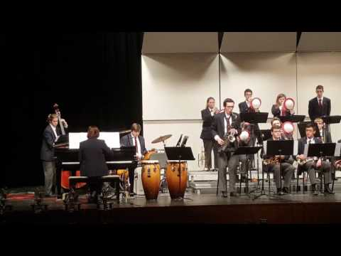 Sioux City North High Jazz 1 2017 Districts Pt 1
