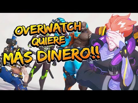 ¡NADIE ENTIENDE las NUEVAS SKINS DE LA OVERWATCH LEAGUE! - Opinión