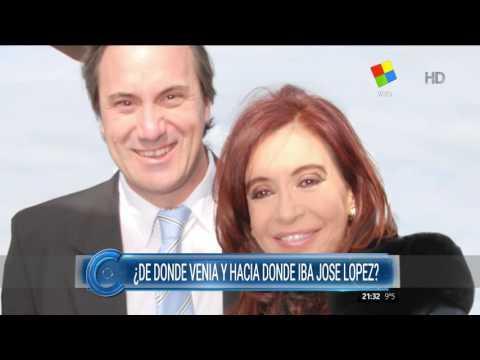 La Cornisa mostró un video que revela el camino al convento de José López