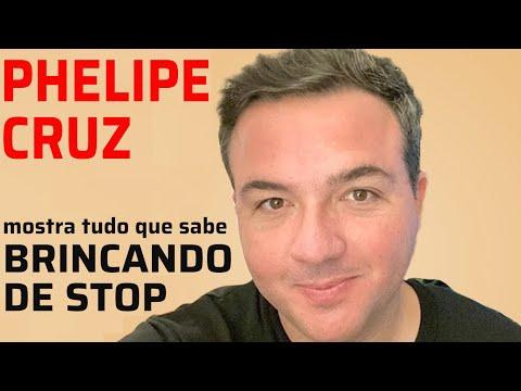 Brincando de Stop com Phelipe Cruz Papel Pop