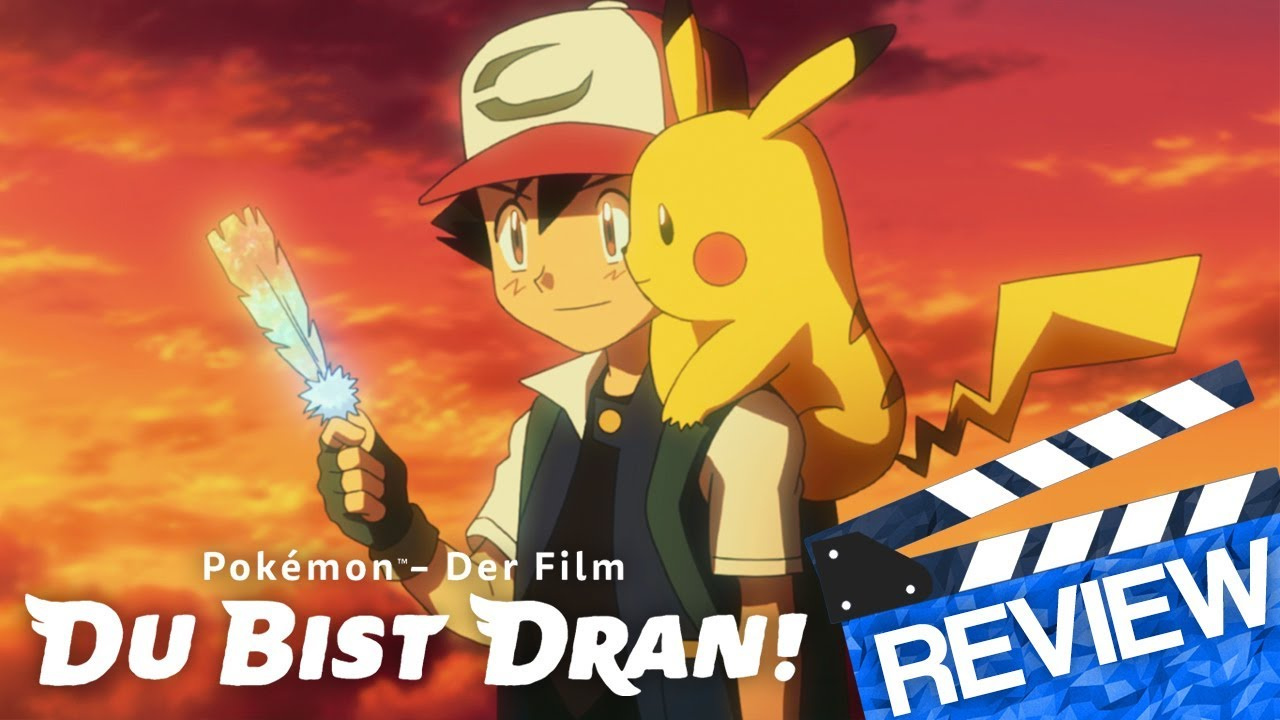 Pokemon Film Du Bist Dran