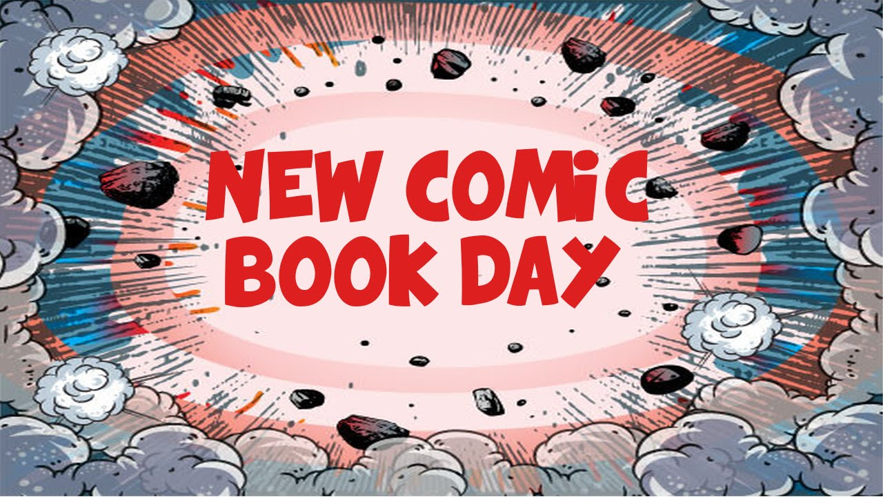 Image result for new comic book day