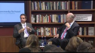 Governor Cuomo Addresses Students at Harvard Kennedy School Center for Public Leadership: Q&A