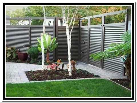 Fencing Ideas | Fences U0026 Gates Design For Outdoor   Garden