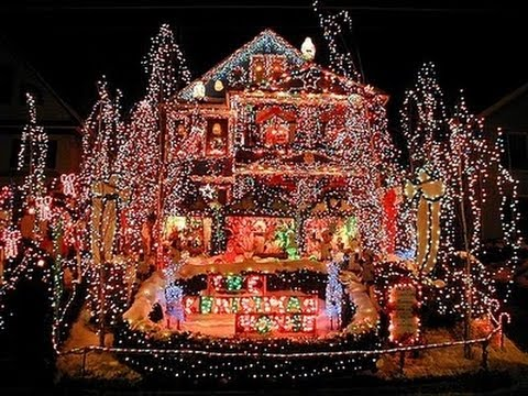 Christmas Light Shows