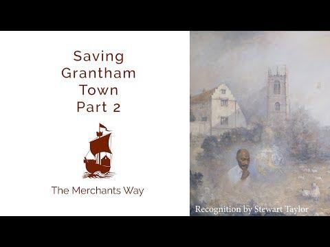 Saving Grantham Town Part 2 - The Merchants Way 010