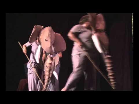 Teaching Kids About Elephants Through Theatre