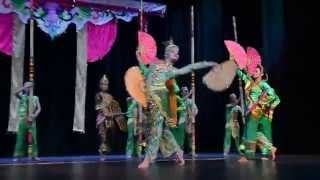 The Leyte Dance Theatre : Mindanao Sketches Part 2