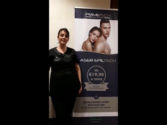 Video testimonianza di Oriana titolare di Beauty Premiere Genova Castelletto